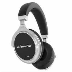 BLUEDIO - Bluedio F2 Siyah Mikrofonlu Kulaklık