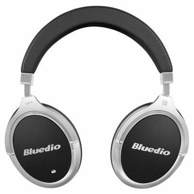 Bluedio F2 Siyah Mikrofonlu Kulaklık