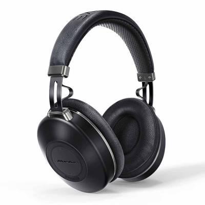 Bluedio H2 Siyah Kulak Üstü Kulaklık