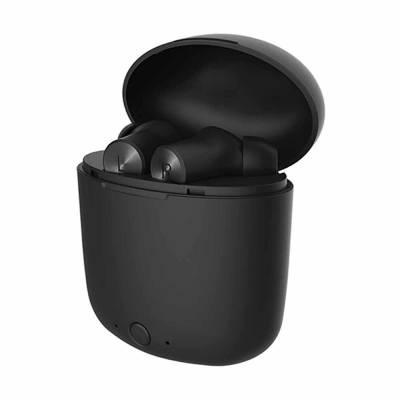Bluedio Hi Siyah TWS Bluetooth Kulak İçi Kulaklık