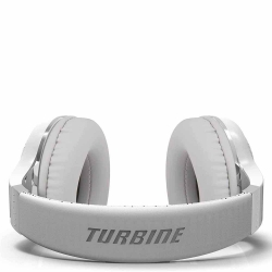 Bluedio HT Beyaz Mikrofonlu Kulaklık - Thumbnail