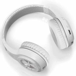 BLUEDIO - Bluedio HT Beyaz Mikrofonlu Kulaklık (1)