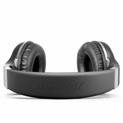 Bluedio HT Siyah Mikrofonlu Kulaklık - Thumbnail