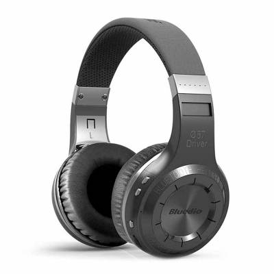 Bluedio HT Siyah Mikrofonlu Kulaklık