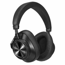 BLUEDIO - Bluedio T7+ Siyah Kulak Üstü Kulaklık