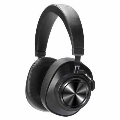 Bluedio T7+ Siyah Kulak Üstü Kulaklık