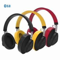 Bluedio TM Kırmızı Kulak Üstü Kulaklık - Thumbnail