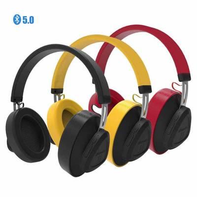Bluedio TM Kırmızı Kulak Üstü Kulaklık