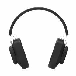 BLUEDIO - Bluedio TM Siyah Kulak Üstü Kulaklık