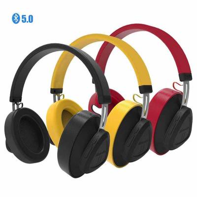 Bluedio TM Siyah Kulak Üstü Kulaklık