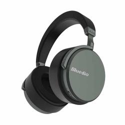 BLUEDIO - Bluedio V2 Siyah Kulak Üstü Kulaklık