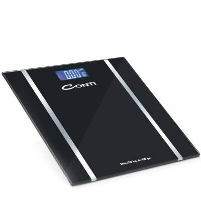 Conti CPS-301 Form Dijital Baskül Siyah