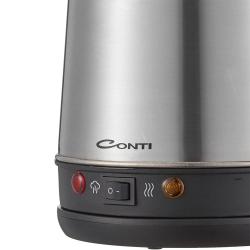 Conti CTM-100 Contea Glass Çay Makinesi 1800 Watt - Thumbnail