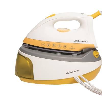 Conti CU-3222 Bossteam 2200 Watt Buhar Kazanlı Ütü