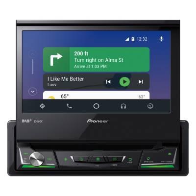 Pioneer AVH-Z7200DAB Bluetooth lu Indash Teyp