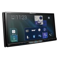 Pıoneer - Pioneer AVH-Z9200DAB Bluetooth lu Double Teyp (1)