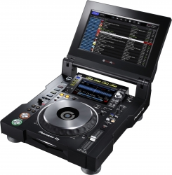 PIONEER - Pioneer Dj CDJ-TOUR1 Profesyonel Multimedya Player (1)