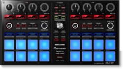 Pioneer DJ DDJ-SP1 Serato-Rekordbox Sub Controller - Thumbnail