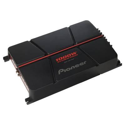 Pioneer GM-A6704 1000 Watt 4 Kanallı Amplifikatör