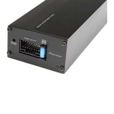 Pioneer GM-D1004 400 Watt 4 Kanallı Amplifikatör