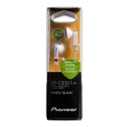 Pioneer SE-CE511-H Beyaz Kulak İçi Kulaklık - Thumbnail