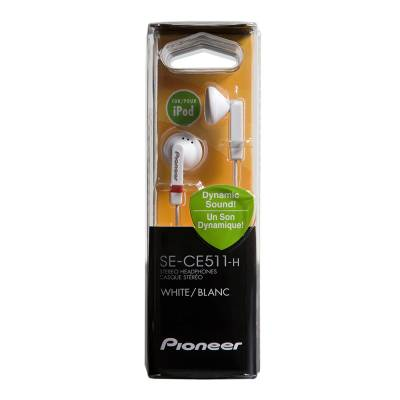 Pioneer SE-CE511-H Beyaz Kulak İçi Kulaklık