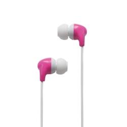 Pıoneer - Pioneer SE-CL501-P Pembe Beyaz Kulak İçi Kulaklık