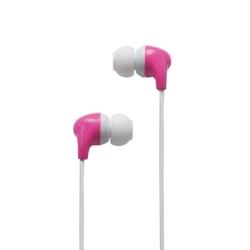 Pıoneer - Pioneer SE-CL501-P Pembe Beyaz Kulak İçi Kulaklık (1)