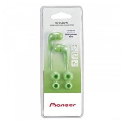 Pioneer SE-CL502-G Yeşil Kulak İçi Kulaklık