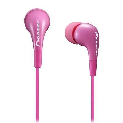Pioneer SE-CL502-P Pembe Kulak İçi Kulaklık