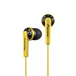 PIONEER - Pioneer SE-CL711-Y Sarı Kulak İçi Kulaklık
