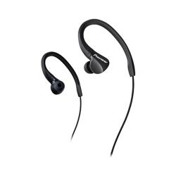 Pıoneer - Pioneer SE-E3-B Siyah Kulak İçi Spor Kulaklık