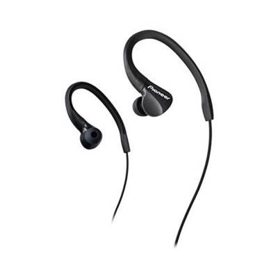 Pioneer SE-E3-B Siyah Kulak İçi Spor Kulaklık