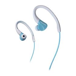 Pıoneer - Pioneer SE-E3-GR Turkuaz Kulak İçi Spor Kulaklık