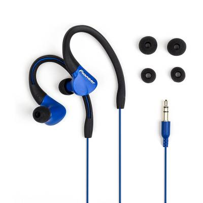 Pioneer SE-E3-L Lacivert Kulak İçi Spor Kulaklık
