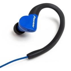 Pioneer SE-E3-L Lacivert Kulak İçi Spor Kulaklık - Thumbnail