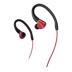 Pıoneer - Pioneer SE-E3-R Kırmızı Kulak İçi Spor Kulaklık