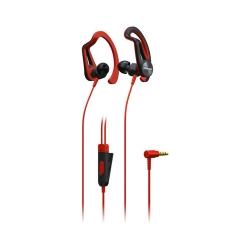 Pıoneer - Pioneer SE-E5T-R Kırmızı Kulak İçi Spor Kulaklık