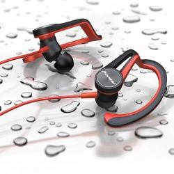 Pioneer SE-E5T-R Kırmızı Kulak İçi Spor Kulaklık - Thumbnail