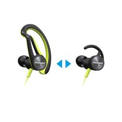 Pıoneer - Pioneer SE-E5T-Y Sarı Kulak İçi Spor Kulaklık (1)