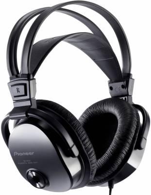 Pioneer SE-M521 Siyah Kulak Üstü Kulaklık