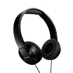 PIONEER - Pioneer SE-MJ503-K Siyah Kulak Üstü Kulaklık