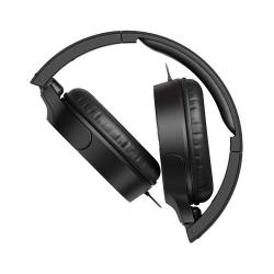 PIONEER - Pioneer SE-MJ503-K Siyah Kulak Üstü Kulaklık (1)