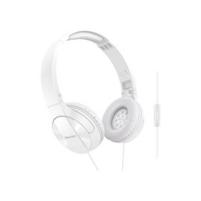 Pioneer SE-MJ503T-W Beyaz Kulak Üstü Kulaklık