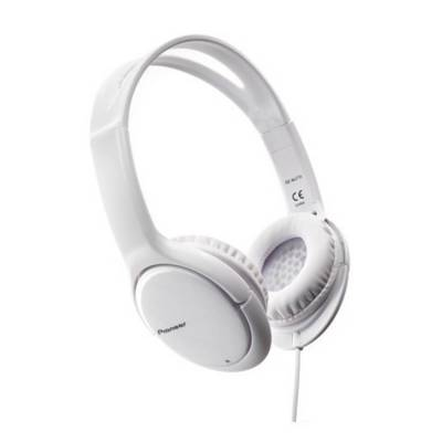 Pioneer SE-MJ711-W Beyaz Kulak Üstü Kulaklık