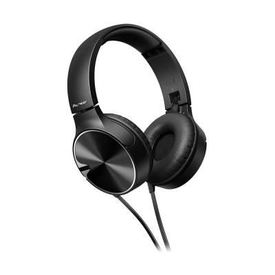 Pioneer SE-MJ722T-K Siyah Kulak Üstü Kulaklık