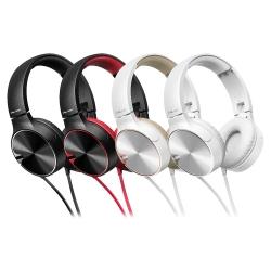 Pioneer SE-MJ722T-W Beyaz Kulak Üstü Kulaklık - Thumbnail