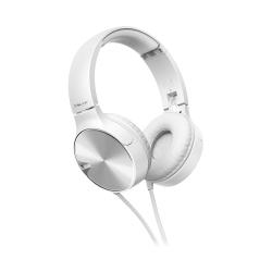 PIONEER - Pioneer SE-MJ722T-W Beyaz Kulak Üstü Kulaklık