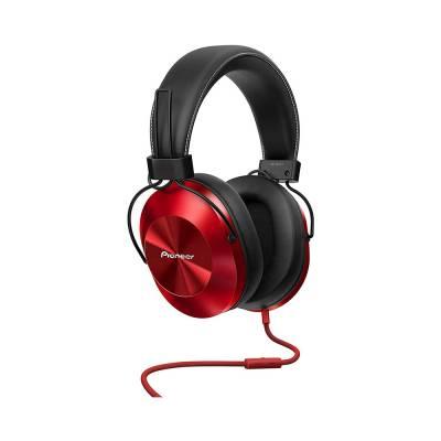 Pioneer SE-MS5T-R Kırmızı Kulak Üstü Kulaklık