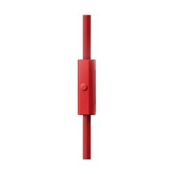 Pioneer SE-MS5T-R Kırmızı Kulak Üstü Kulaklık - Thumbnail